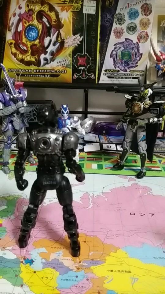仮面 ライダー ゼロワン アッキー