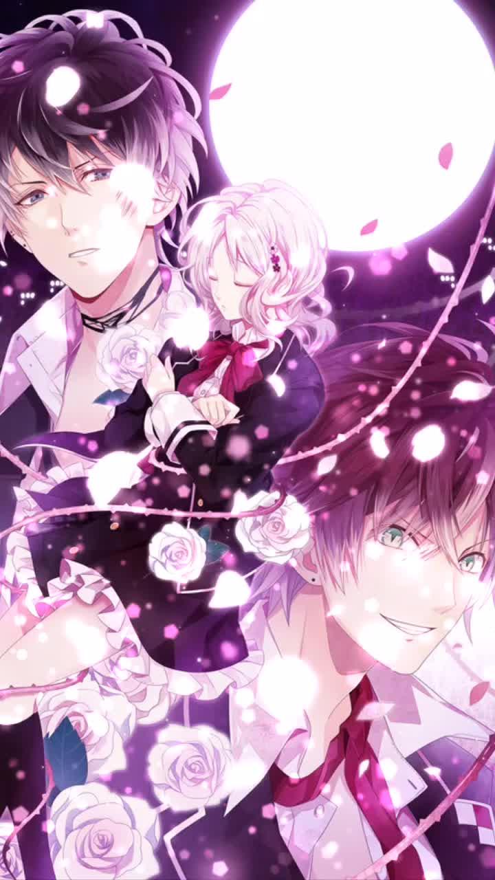 Diabolik Lovers Created By 優姫 Popular Songs On Tiktok