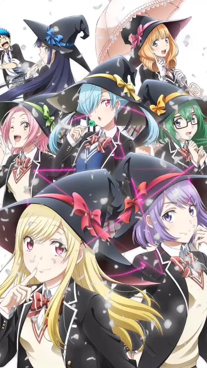 山田くんと7人の魔女 Videos On Tiktok